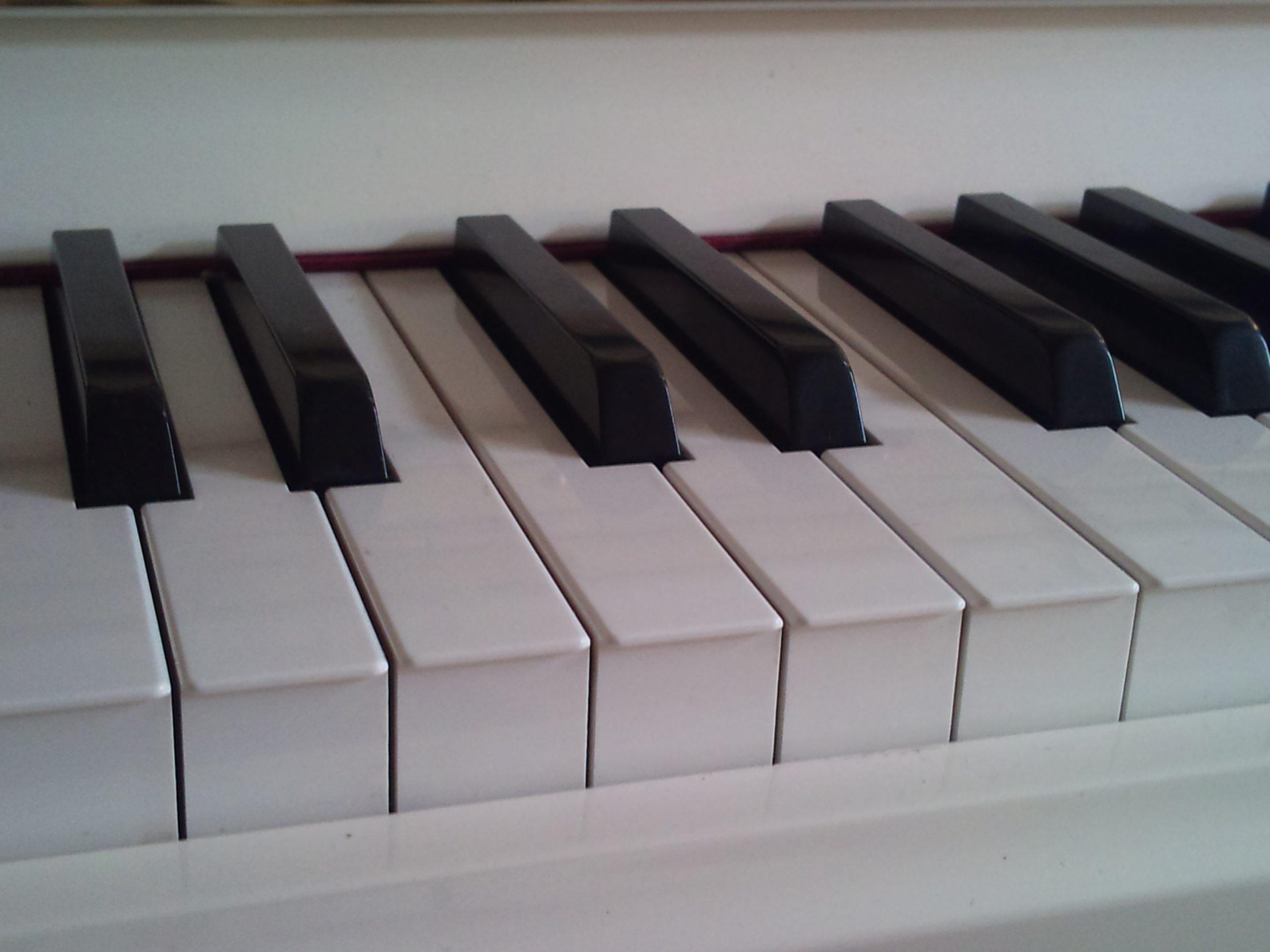 Toetsinstrumenten (piano)